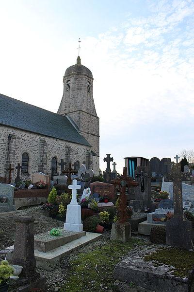 Sainte-Croix-Hague, Manche