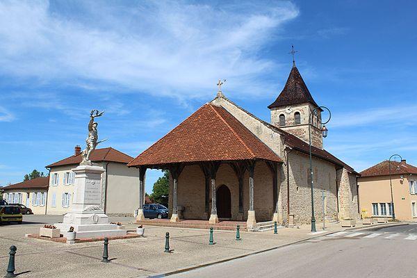 Photo de la ville Saint-Nizier-le-Bouchoux