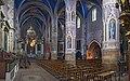 Église de l'Assomption-et-de-Saint-Michel de Verdun-sur-Garonne Les deux nefs.jpg