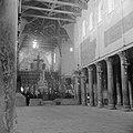 Ínterieur van de Geboortekerk in Bethlehem, Bestanddeelnr 255-5482.jpg