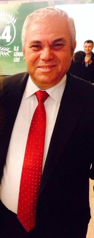 Northern Cyprus parliamentary election, 2013 - Image: Özkan Yorgancıoğlu