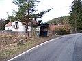 Čakovice u Řehenic, bývalá autobusová zastávka.jpg