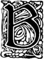 Żywoty św. Pańskich na wszystkie dnie roku-Inicjał-B.png