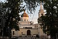Ансамбль Ивановского монастыря, вид со стороны Старосадского переулка.jpg