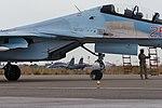 Будни авиагруппы ВКС РФ на аэродроме Хмеймим в Сирии (34).jpg