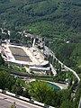 Вид с плотины на каток Медео - panoramio - Anton Yefimov.jpg