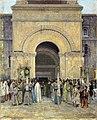 В. Суренянц. Выход Крестного хода из Эчмиадзинского собора, 1895.jpg