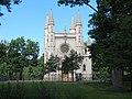 Готическая церковь св. Александра Невского, Россия, Санкт-Петербург, Петергоф, парк Александрия (1).JPG