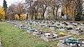 Ділянка могил воїнів Радянської армії, які загинули за Мукачево.JPG