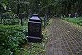 Новодевичье кладбище Санкт-петербург Могила Н.Н. Митинского 2.jpg