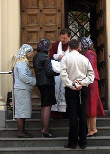 Baptismal Clothing Wikipedia