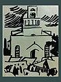 Олександр Богомазов. Київський пейзаж, 1910.jpg