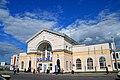 Південний вокзал,Полтава, площа Слави 134.JPG
