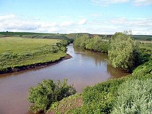 Aksubayevsky District - Big Sulcha River, Aksubayevsky District