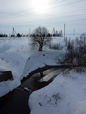 Novosheshminsky District - Studenetz River, Novosheshminsky District