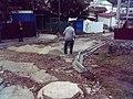 Реконструкція доріжки до церкви св. Миколая, Бучач.jpg