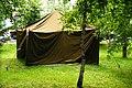 Советская армейская палатка УСТ-56.JPG