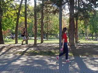 Tašmajdan Park