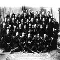 בוחרי הציר היהודי לדומה הרוסית הראשונה שמריהו לוין - בפגישה אתו בוילנה (07.04.1-PHG-1004488.png