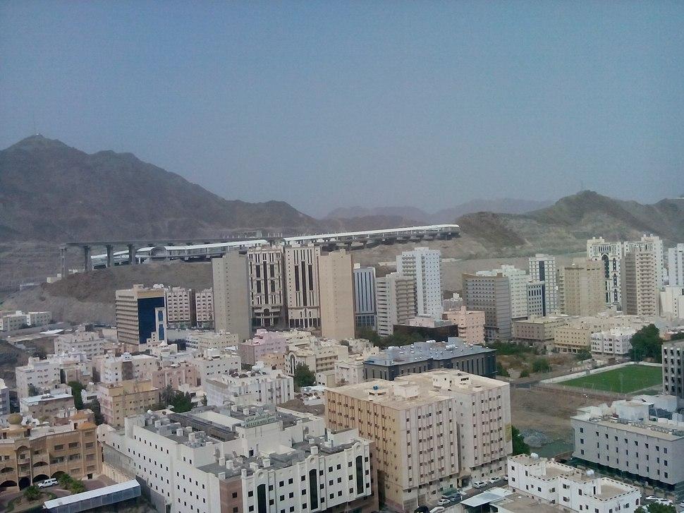معالم مدينة مكة