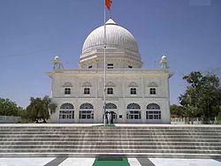 बिश्नोई मन्दिर मुक्तिधाम मुकाम-नोखा, बिकानेर, राजस्थान 2014-02-08 23-08.jpeg
