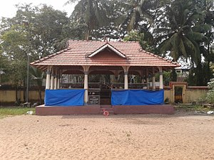 Cherthala - Shelter for holy birds