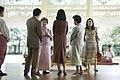 นางพิมพ์เพ็ญ เวชชาชีวะ ภริยา นายกรัฐมนตรี นำคู่สมรสผู้ - Flickr - Abhisit Vejjajiva (75).jpg
