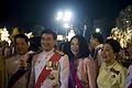 นายกรัฐมนตรีและภริยา ในนามรัฐบาลเป็นเจ้าภาพงานสโมสรสัน - Flickr - Abhisit Vejjajiva (63).jpg
