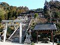 八幡神社 下市町下市(今在家) Hachiman-jinja 2011.2.02 - panoramio.jpg