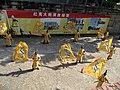厦门胡里山炮台 - 清兵红夷大炮演放操演,热身运动 - panoramio.jpg