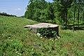 张公堤上的碉堡B10 与其他椭圆柱体碉堡不同 这是一个外形圆柱体的小地堡 - panoramio.jpg