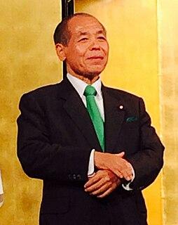 Muneo Suzuki Japanese politician