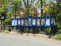 -2020-04-23 Village notice board, Station Road, Mundesley.JPG