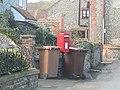 -2020-11-12 Post box, Upper Sheringham, Norfolk.JPG