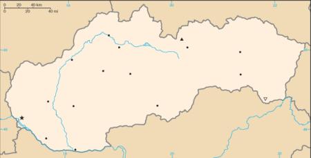 szlovákia térkép Sablon:Szlovákia térkép – Wikipédia szlovákia térkép