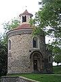 010 Rotunda Svatého Martina (rotonda de Sant Martí), església romànica.jpg