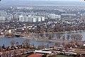 020R03240176 Von Donauturm, Wagramerstrasse, Kagraner Brücke, Alte Donau 14.01.1976.jpg