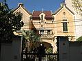 022 Casa Andreu, o Casa Josep Ferrer i Torralbas, c. Santiago Rusiñol 33.jpg