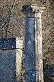 02 2020 Grecia photo Paolo Villa FO199975 (Olimpia parco archeologico - palestra - colonna ordine ionico - gym - ionic order column).jpg