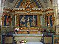 050 Daoulas chapelle Sainte-Anne Le maître-autel.jpg
