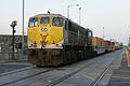 076 with a liner train Alexandra Road - Flickr - D464-Darren Hall.jpg