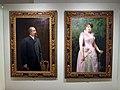 091 Vinseum, retrats de Magí Pladellorens i Mercè Clot.JPG