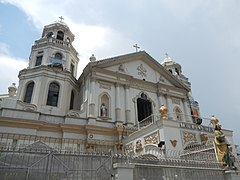 09620jfQuiapo Central Church Plaza Manila Bridge Riverfvf 06.jpg