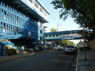 Lourdes School of Quezon City - Image: 09628jf Bonifacio Church Quezon City Manila Amoranto Sampalocfvf 12