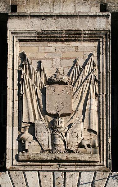 File:0 Besançon - Bas-relief de la porte de la Citadelle (1).JPG