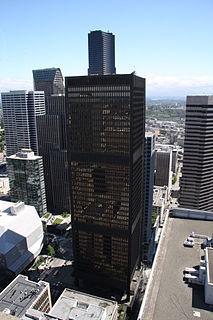 Safeco Plaza (Seattle) Office skyscraper in Seattle, Washington