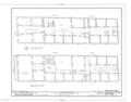 104 Calle de la Cruz (House), San Juan, San Juan Municipio, PR HABS PR,7-SAJU,18- (sheet 2 of 3).png