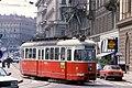 106L22280683 Bellariastrasse – Ring, Bereich Strassenbahnhaltestelle Bellaria, Strassenbahn Linie 46, Typ C1 130.jpg