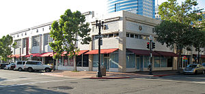 National Register of Historic Places listings in Alameda County, California - Image: 10th St. Market (Oakland, CA)