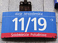 11-19, Jerozolimskie Avenue in Warsaw - 01.jpg